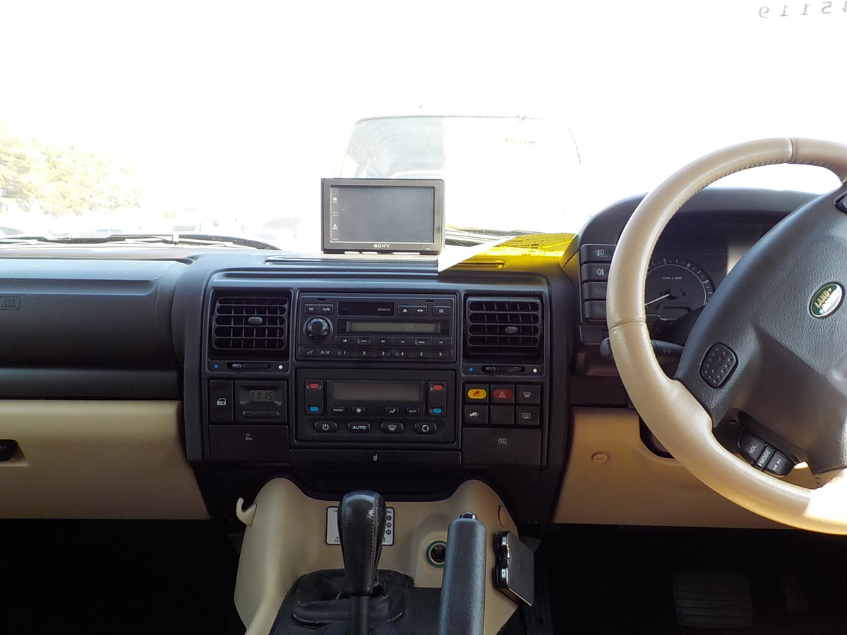 2004 LAND ROVER DISCOVERY 4.0 V8 SE HALF LEATHER 4X4 * LOW MILES For Sale (picture 5 of 6)