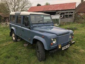 1989 3.5 V8 Land Rover 110 For Sale