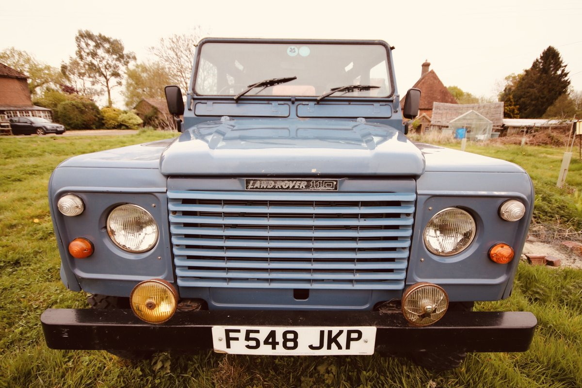 1989 3.5 V8 Land Rover 110 For Sale (picture 1 of 6)