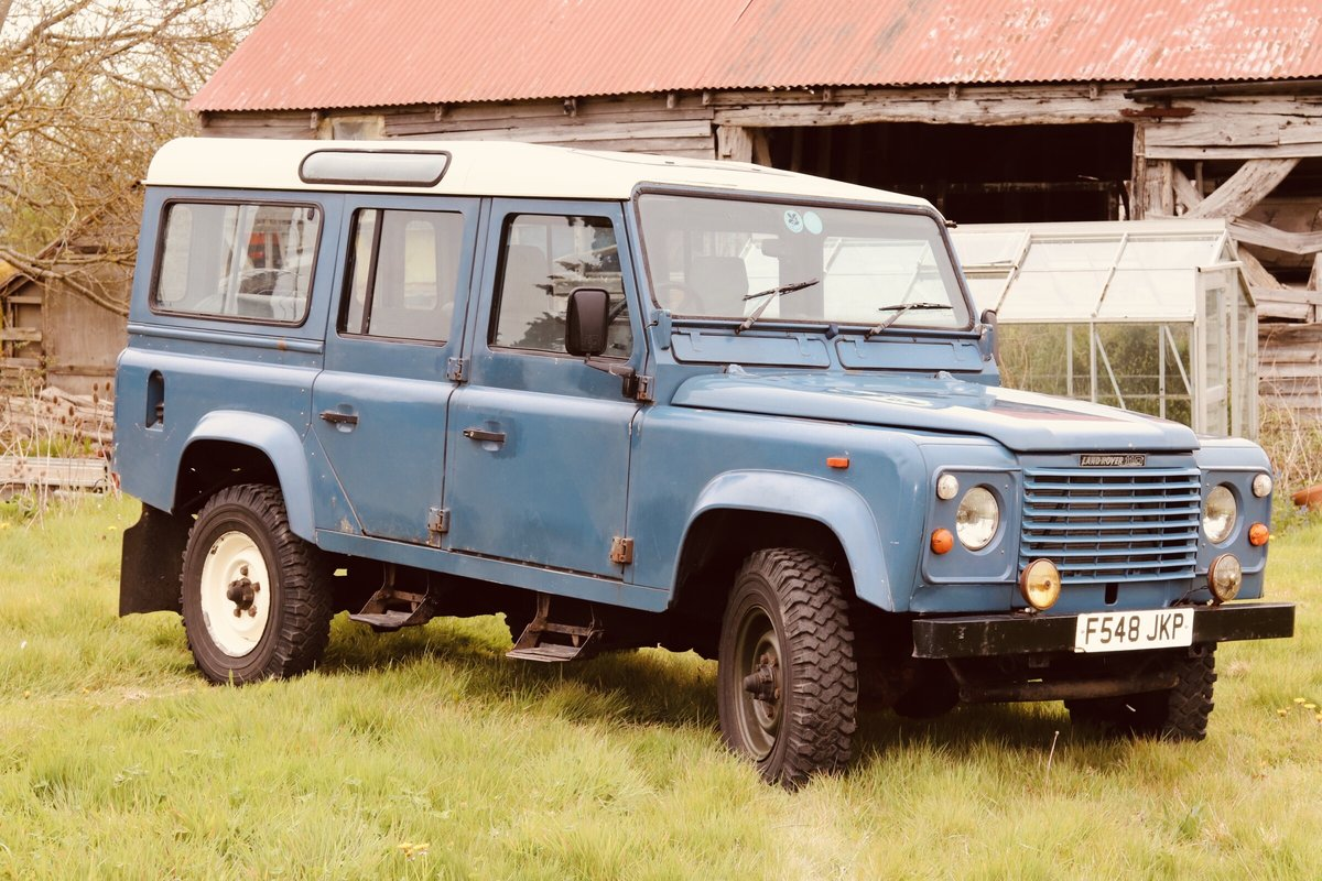 1989 3.5 V8 Land Rover 110 For Sale (picture 6 of 6)