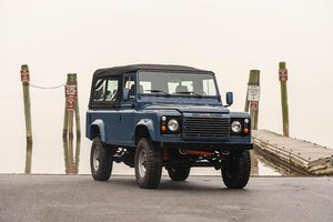 1988 Land Rover 110 3.5 V8 LHD with A/C For Sale