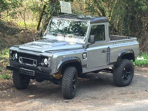 2011 DEFENDER 90 PICKUP*ONE OFF LOOKS GORGEOUS*1 OWNER*F.S.H For Sale