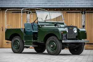 "1951 Land Rover 80"" Series 1 - Just £14,000 - £18,000"