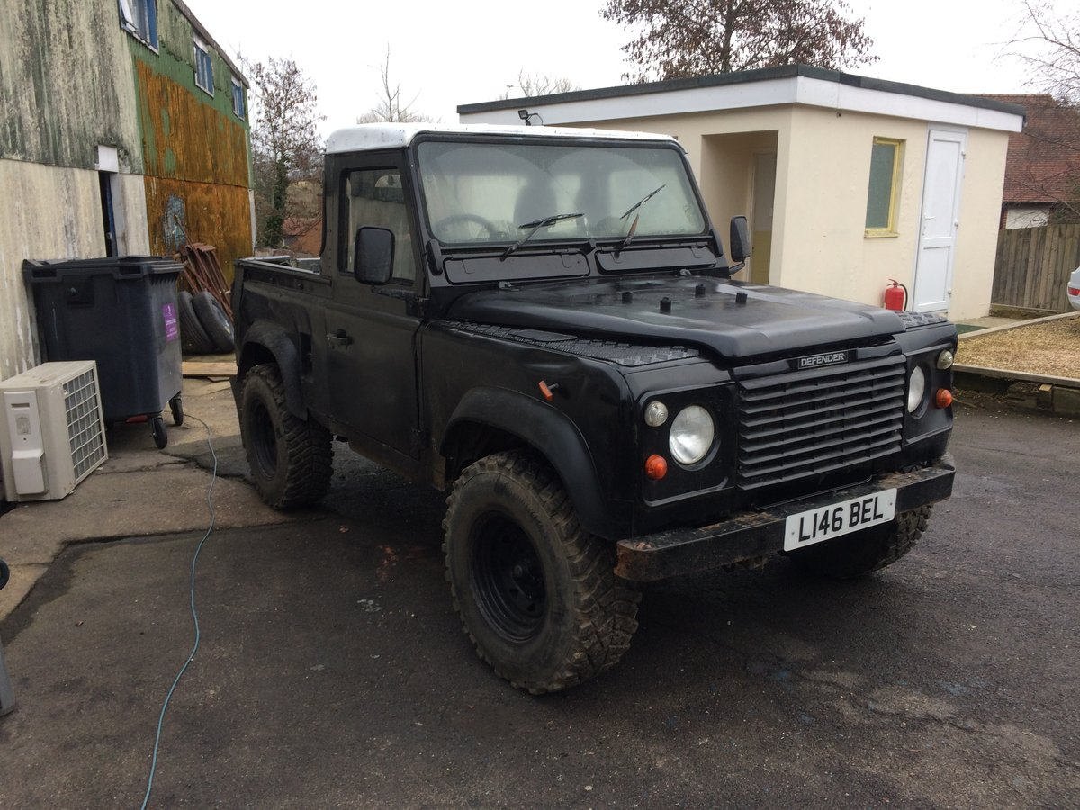 Land Rover Defender 90 200 Tdi. L reg 1993 USA exportable  For Sale (picture 1 of 3)