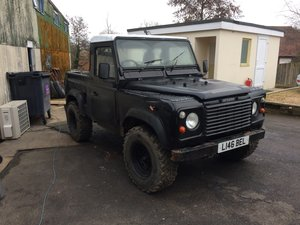 Land Rover Defender 90 200 Tdi. L reg 1993 USA exportable  For Sale