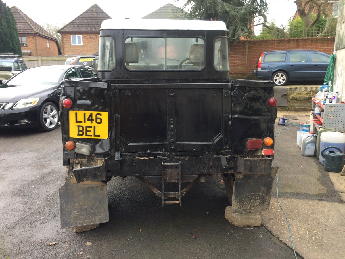 Land Rover Defender 90 200 Tdi. L reg 1993 USA exportable  For Sale (picture 3 of 3)