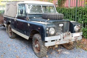 1969 LAND ROVER Pickup For Sale