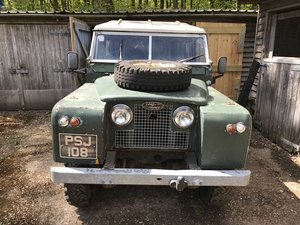 Picture of 1958 Land Rover Series 2 II 88 SOLD