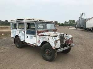 1959 LAND ROVER SERIES 1 107 STATION WAGON For Sale