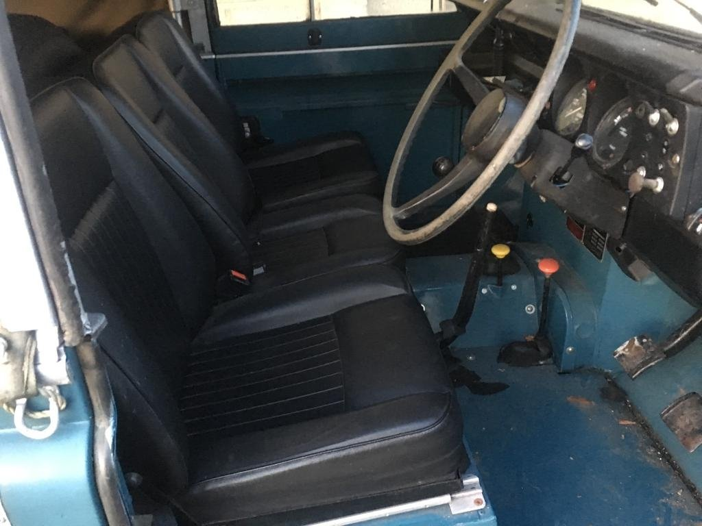 1975 Land Rover Seies 3 Genuine 58,000 Miles!! For Sale (picture 5 of 6)