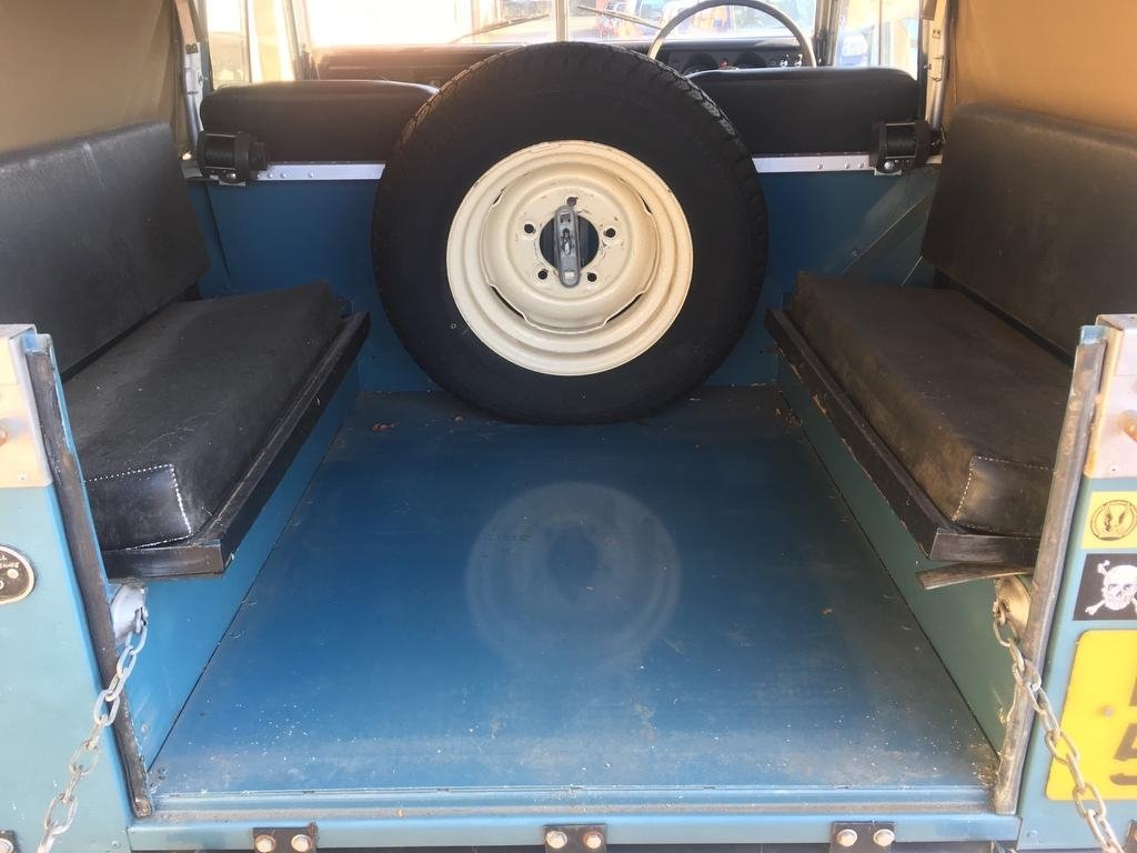 1975 Land Rover Seies 3 Genuine 58,000 Miles!! For Sale (picture 6 of 6)