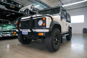 1994 land Rover Defender 90 with 73K orig miles SOLD