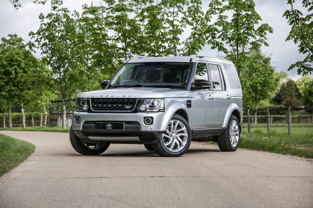 2016 Land Rover Discovery 4 3.0 SD V6 Landmark For Sale (picture 1 of 6)