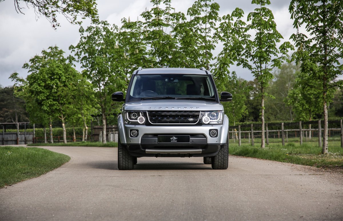 2016 Land Rover Discovery 4 3.0 SD V6 Landmark For Sale (picture 3 of 6)