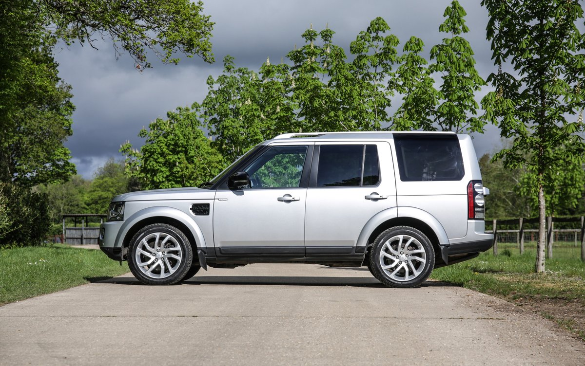 2016 Land Rover Discovery 4 3.0 SD V6 Landmark For Sale (picture 4 of 6)