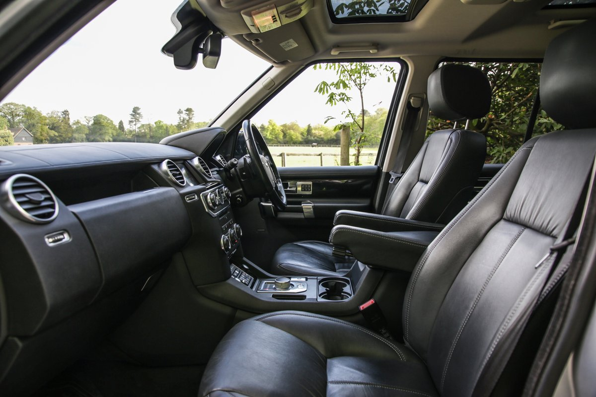 2016 Land Rover Discovery 4 3.0 SD V6 Landmark For Sale (picture 5 of 6)