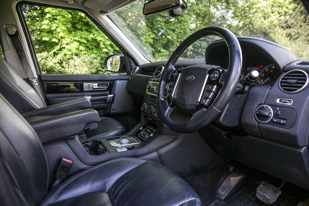 2016 Land Rover Discovery 4 3.0 SD V6 Landmark For Sale (picture 6 of 6)