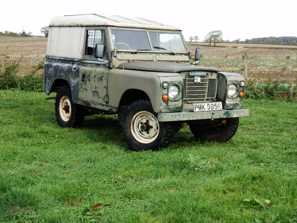 1977 Series 3 Land Rover  For Sale (picture 2 of 6)