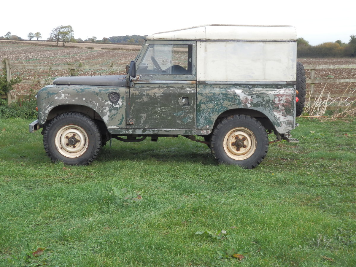 1977 Series 3 Land Rover  For Sale (picture 3 of 6)