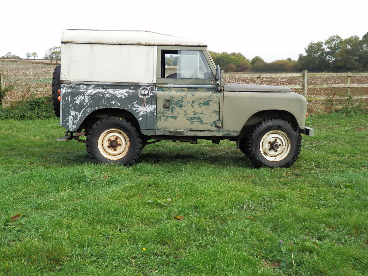1977 Series 3 Land Rover  For Sale (picture 4 of 6)