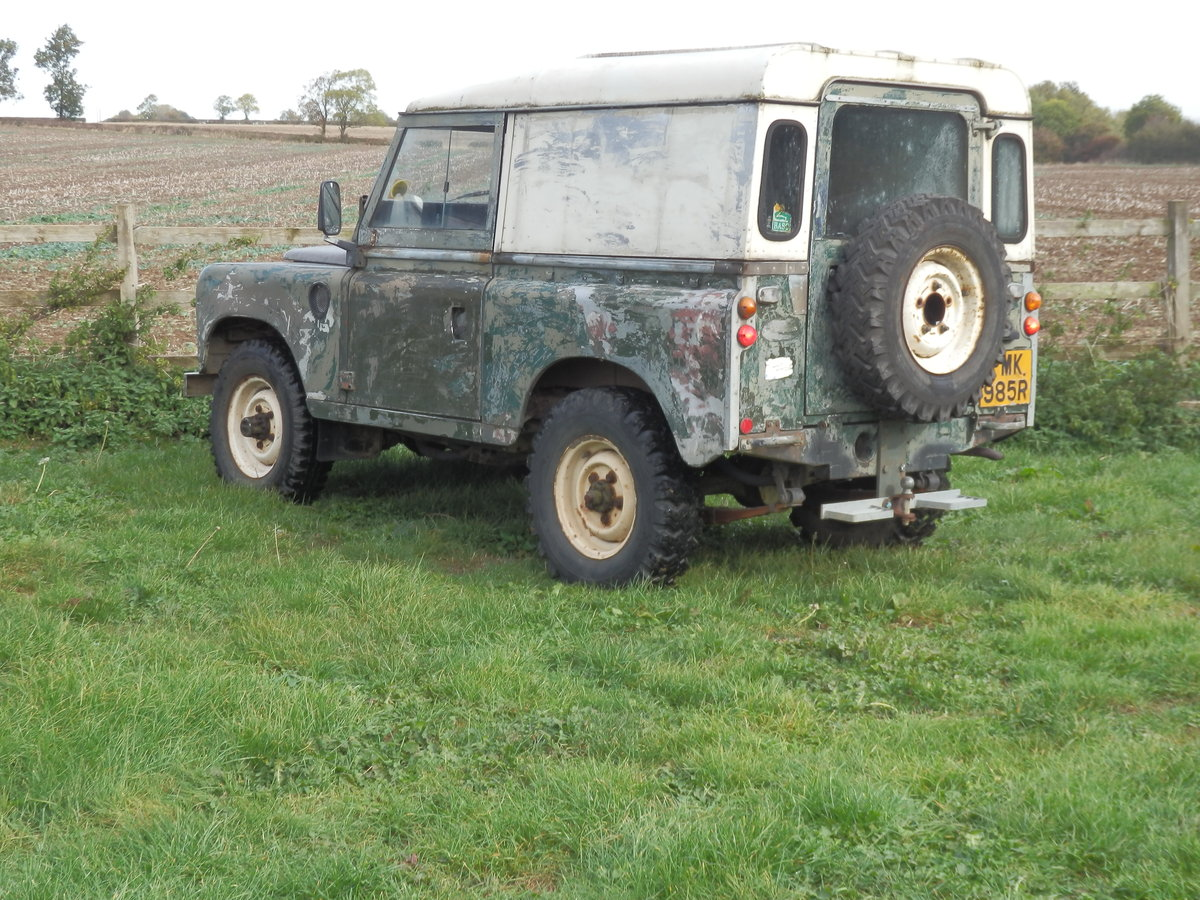 1977 Series 3 Land Rover  For Sale (picture 5 of 6)