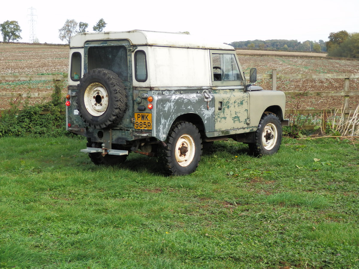 1977 Series 3 Land Rover  For Sale (picture 6 of 6)