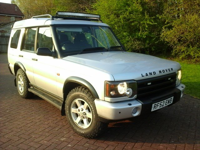 2002 Land Rover Discovery TD5 GS at Morris Leslie 25th May SOLD by Auction (picture 2 of 6)