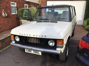 1972 Range Rover classic suffix A  + 2 more spare cars For Sale