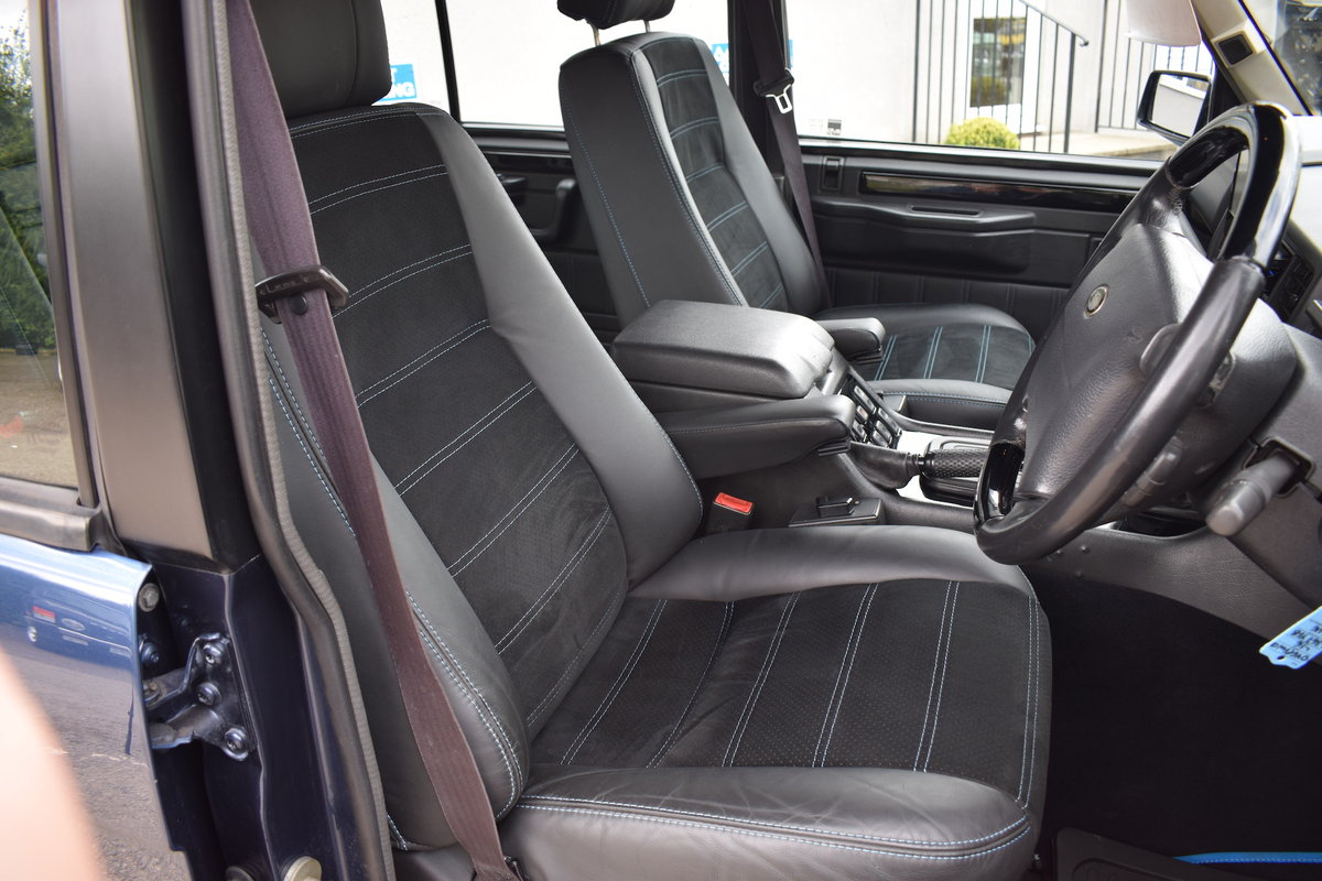 Restored 1994 Kingsley Range Rover Classic OVERFINCH 630R For Sale (picture 6 of 12)