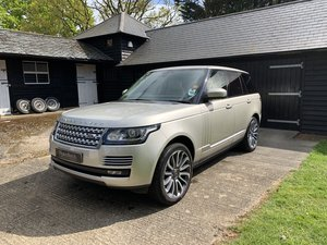 2013 Range Rover 4.4 SDV8 Autobiography  For Sale