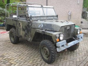 1979 Land Rover Series 3 Lightweight  For Sale