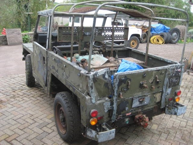 1979 Land Rover Series 3 Lightweight  SOLD (picture 3 of 6)