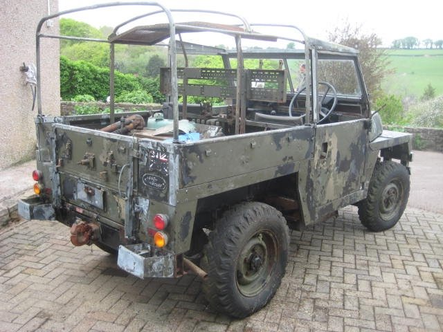 1979 Land Rover Series 3 Lightweight  SOLD (picture 4 of 6)