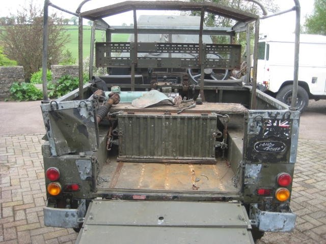 1979 Land Rover Series 3 Lightweight  SOLD (picture 5 of 6)