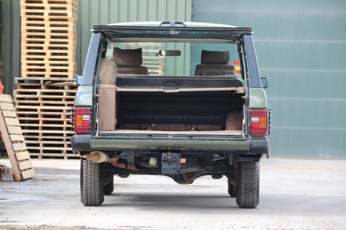 1989 Land Rover Range Rover Classic 2 Door For Sale (picture 5 of 6)