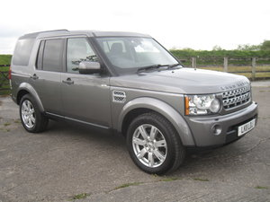 2011 Discovery 4 SDV6 XS For Sale