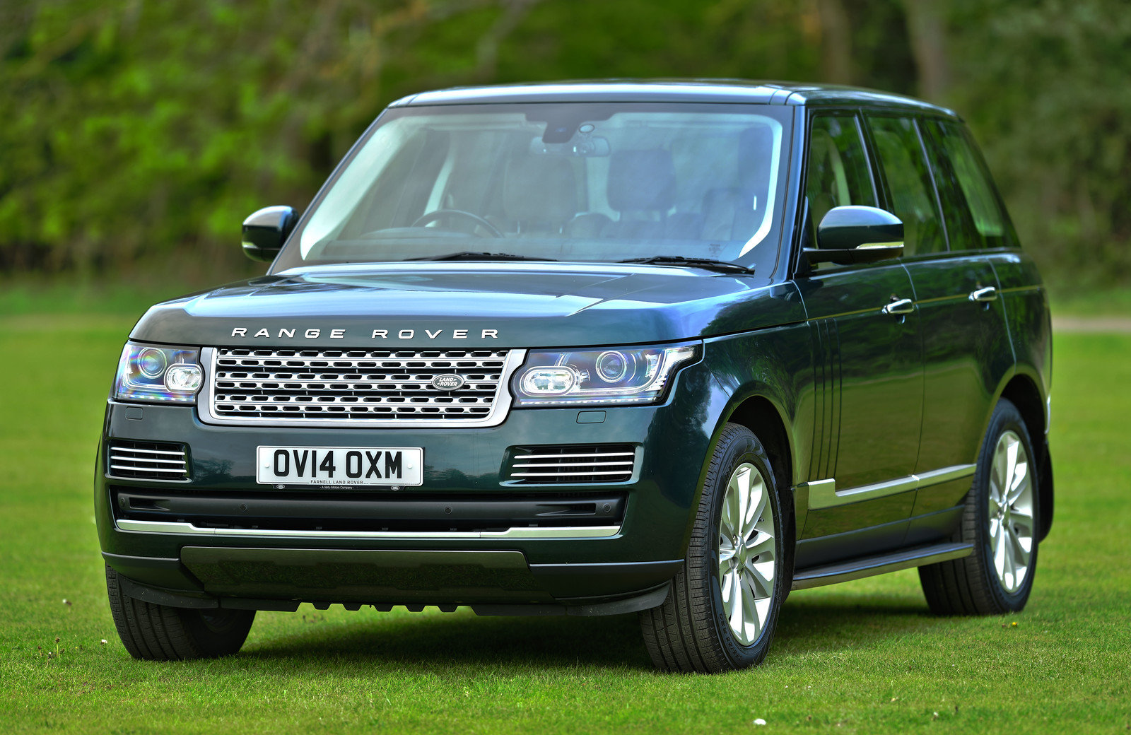2014  LAND ROVER RANGE ROVER 4.4 SDV8 VOGUE SE 5DR AUTOMATIC SOLD (picture 1 of 6)