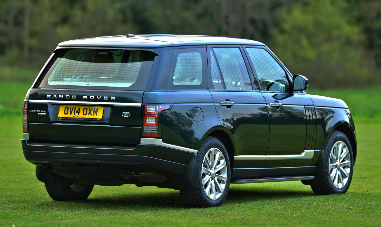 2014  LAND ROVER RANGE ROVER 4.4 SDV8 VOGUE SE 5DR AUTOMATIC SOLD (picture 2 of 6)