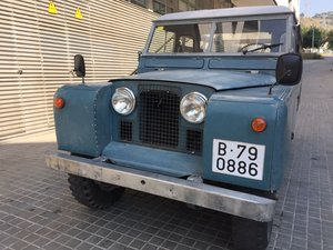Land Rover - Serie IIA Pick up - 1970 For Sale