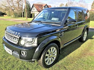 Picture of 2015 Discovery 4 3.0 SDV6 SE auto 7 seat +2 owners 34000m SOLD