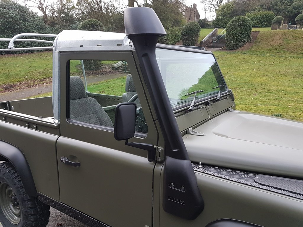2003 LAND ROVER DEFENDER 90 TD5 For Sale (picture 6 of 6)