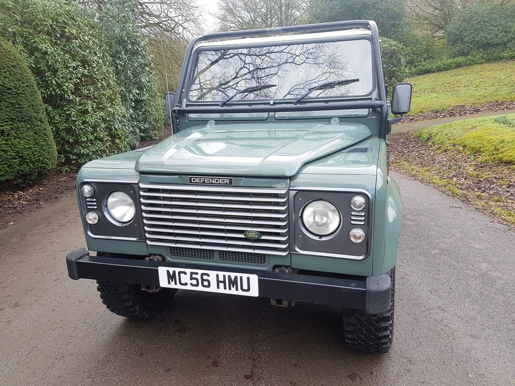 2006 LAND ROVER TD5 DEFENDER 130 DOUBLE CAB For Sale (picture 4 of 6)