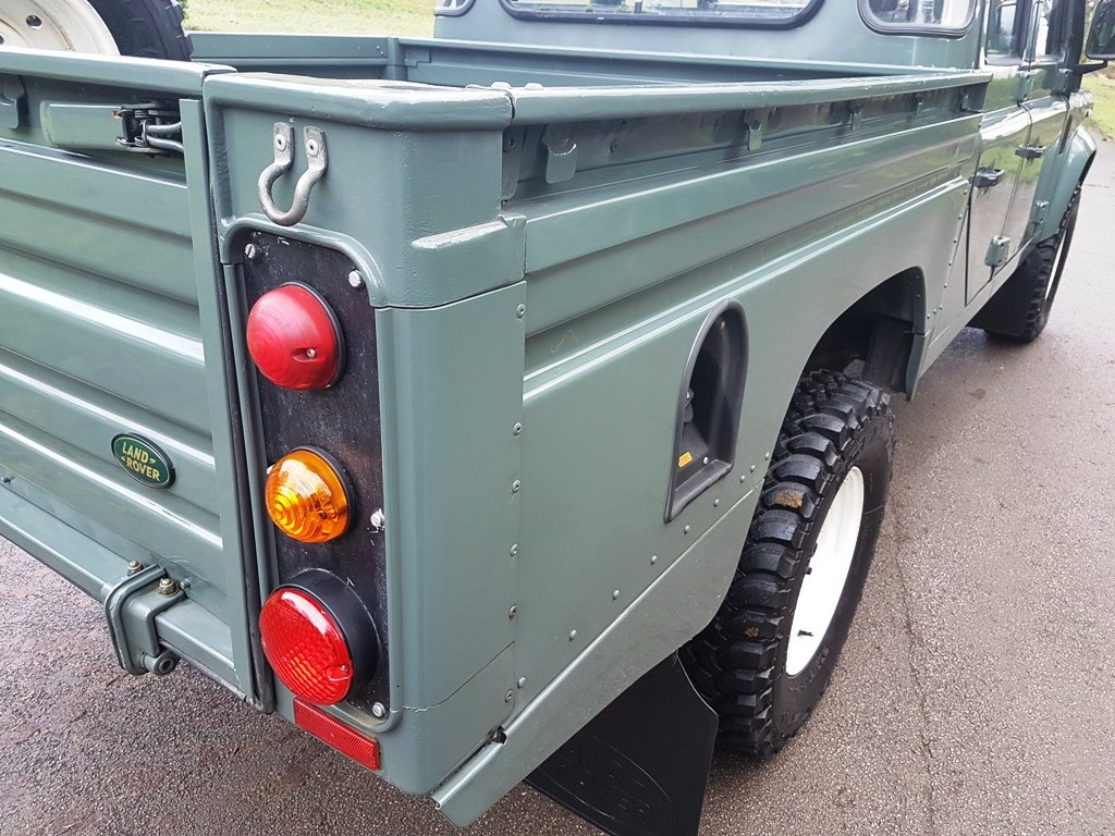 2006 LAND ROVER TD5 DEFENDER 130 DOUBLE CAB For Sale (picture 6 of 6)