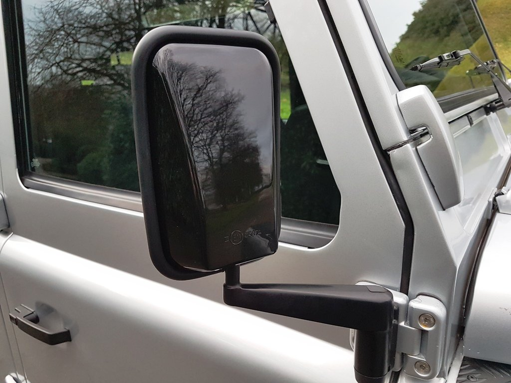 2010 LAND ROVER DEFENDER LHD 110 TDCI COUNTY STATION WAGON For Sale (picture 2 of 6)