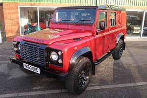 2014 Landrover Defender 2.2 TD XS Double Cab Utility For Sale