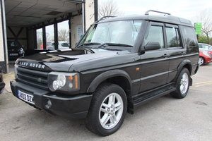 Picture of 2004 LAND ROVER DISCOVERY 2.5 TD5 XS 5DR SOLD