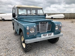 1979 Land Rover ® Series 3 *Station Wagon* (PBT) RESERVED SOLD