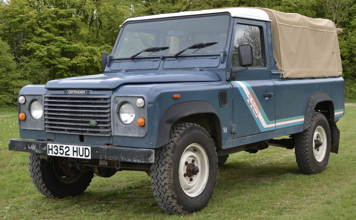 1991 Land Rover Defender 200Tdi 40000mls Exceptional For Sale (picture 1 of 6)