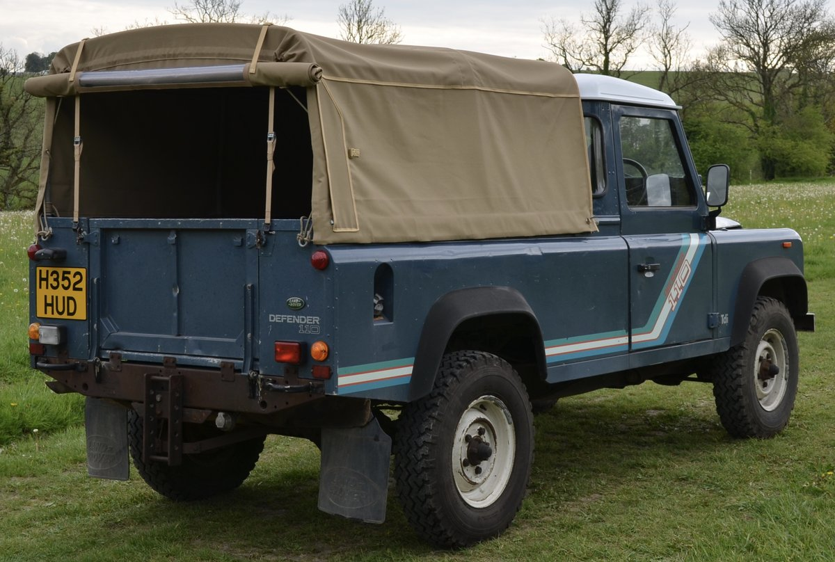 1991 Land Rover Defender 200Tdi 40000mls Exceptional For Sale (picture 2 of 6)