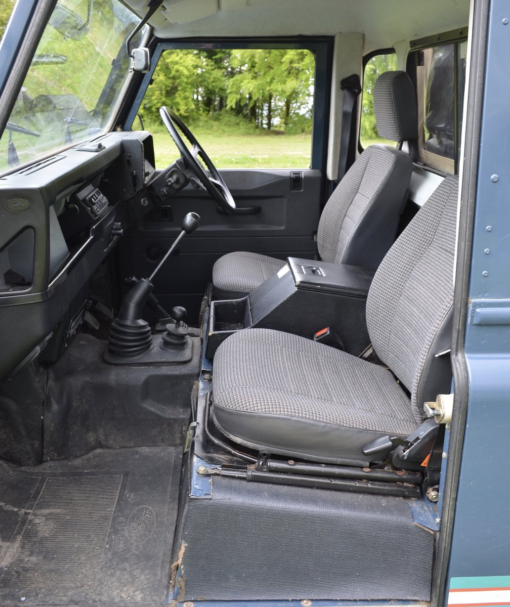 1991 Land Rover Defender 200Tdi 40000mls Exceptional For Sale (picture 5 of 6)